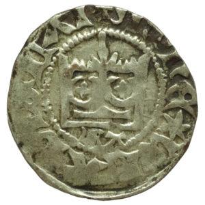 Władysław Jagiełło – półgrosz sygnowany literami SA (1404-1406)