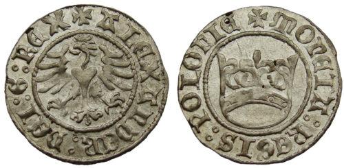 Jak czytać napisy na monetach średniowiecznych
